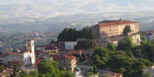 lavori di sistemazione idrogeologica e consolidamento del versante del Vallone Sturno e della S.P. 16